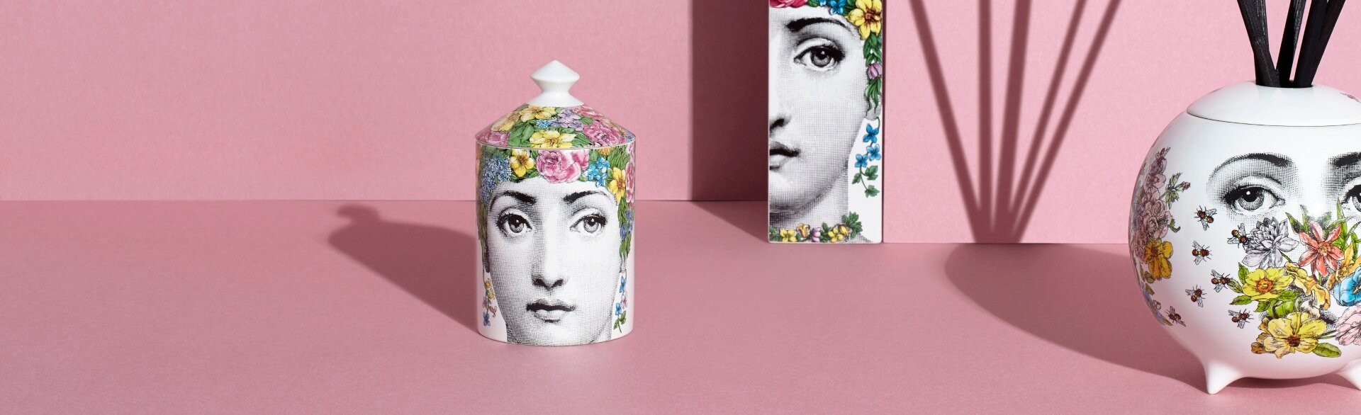 INTRODUCING FORNASETTI