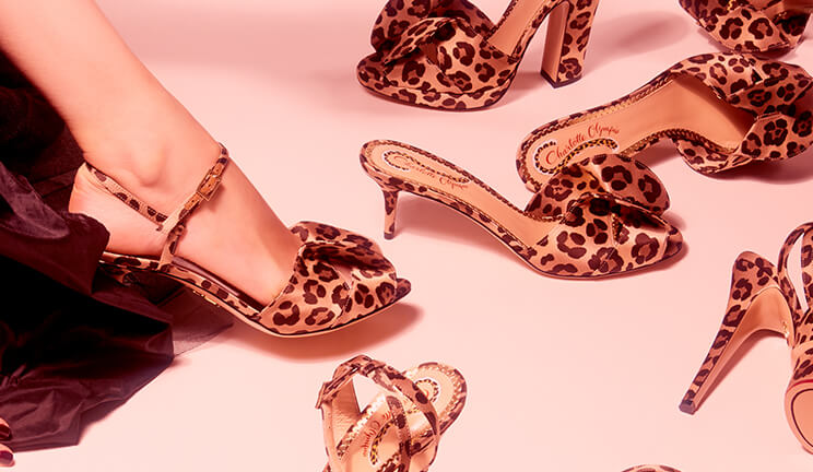 Just In: <br> Charlotte Olympia </br>