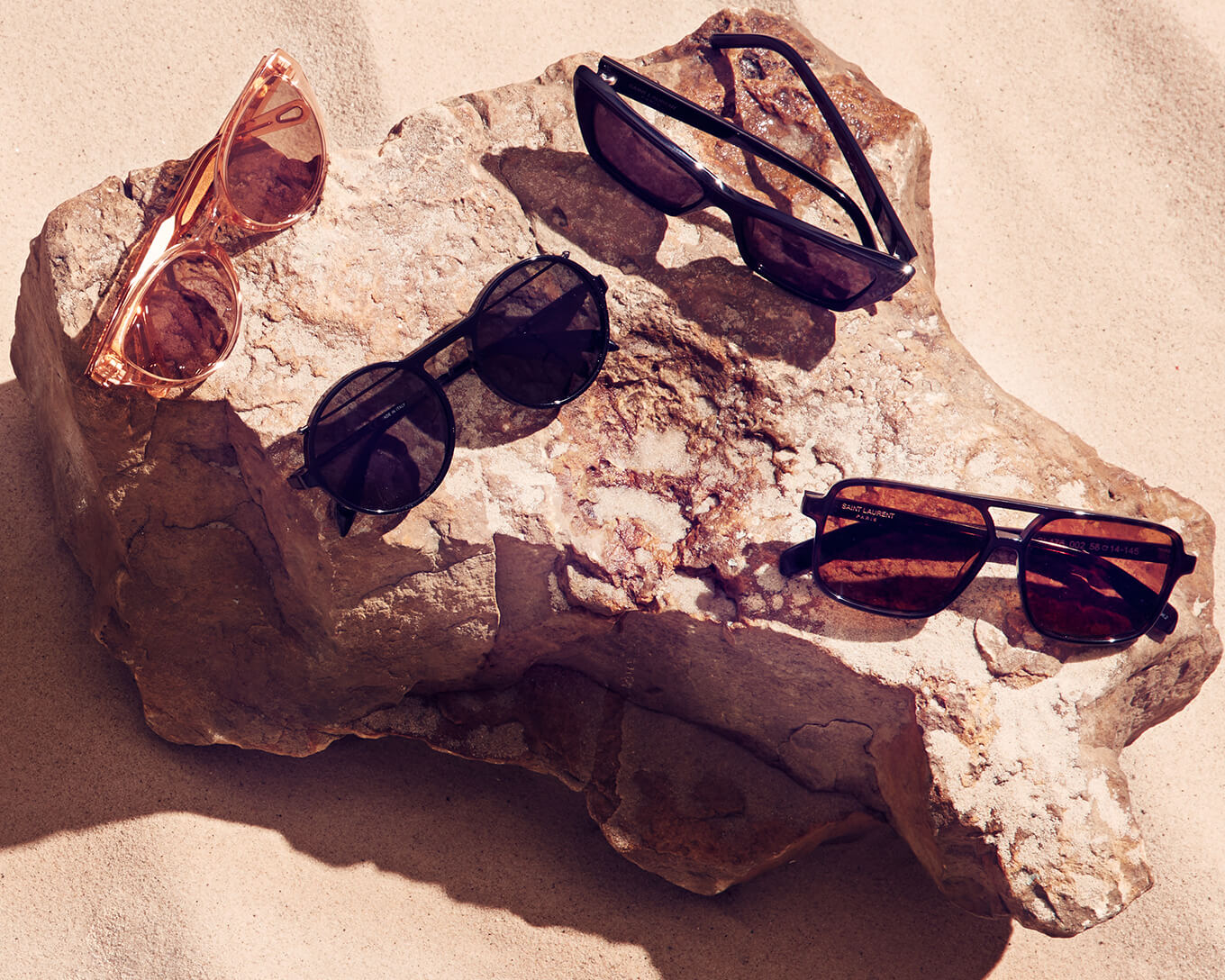 MOST COVETED: SUNGLASSES