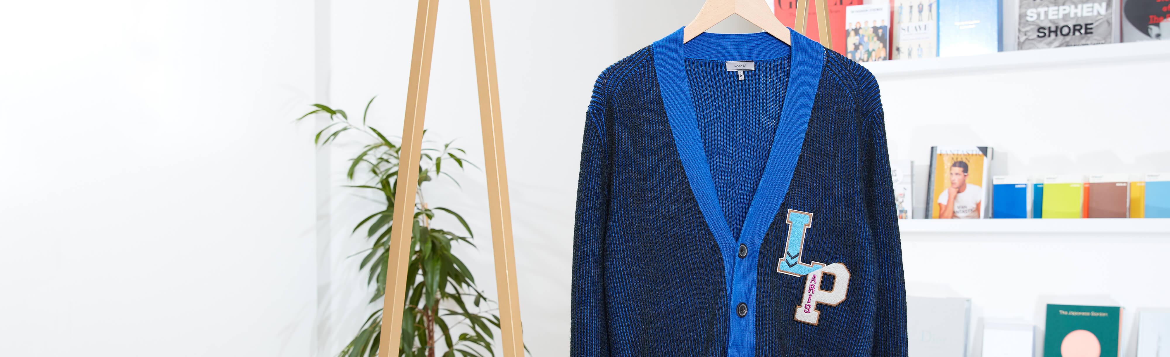 Lanvin men's clothing