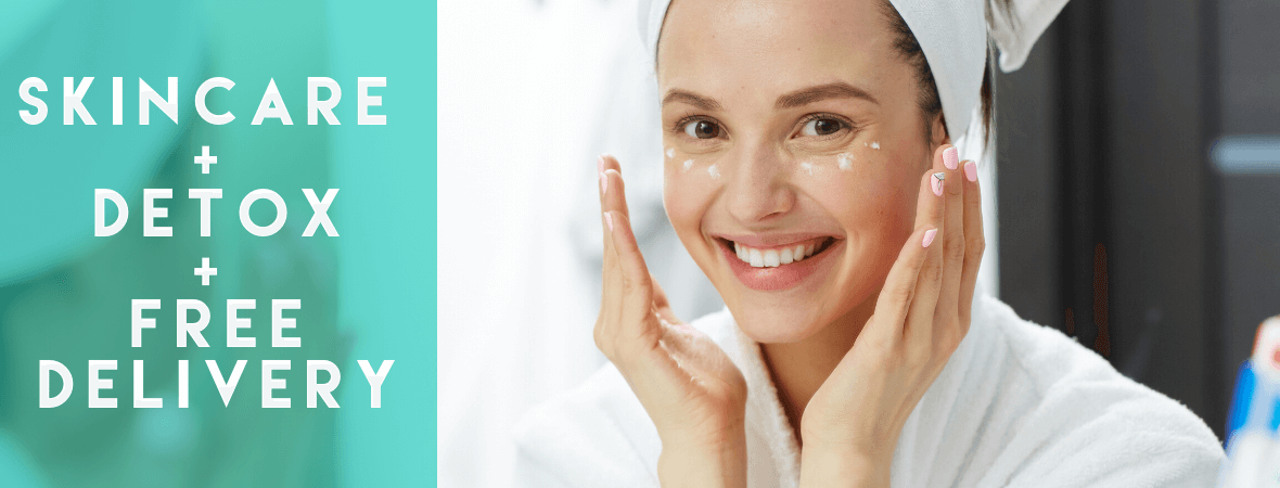 Skincare detox sale