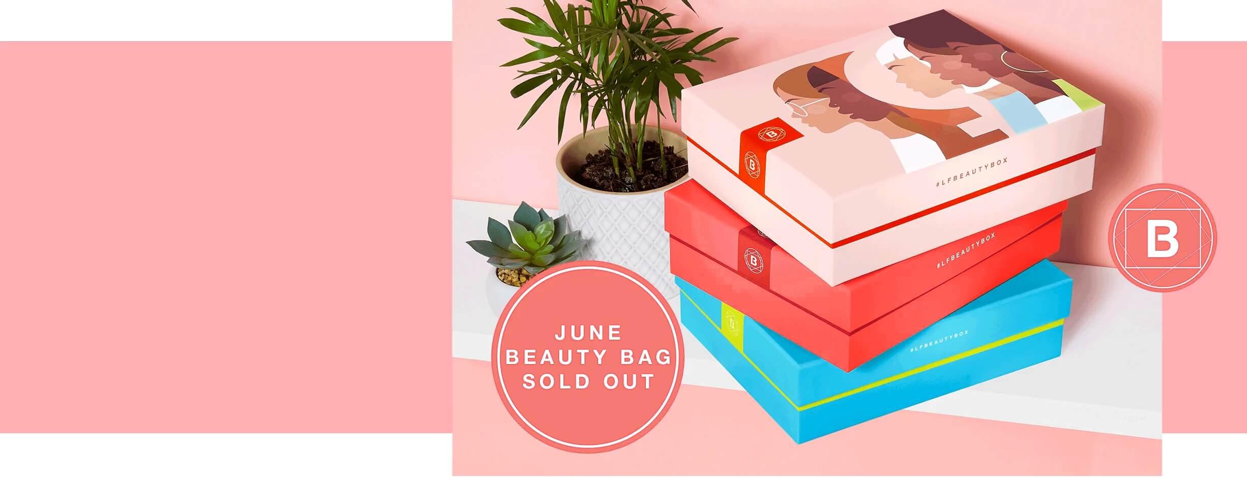 Beauty Box Mystery box