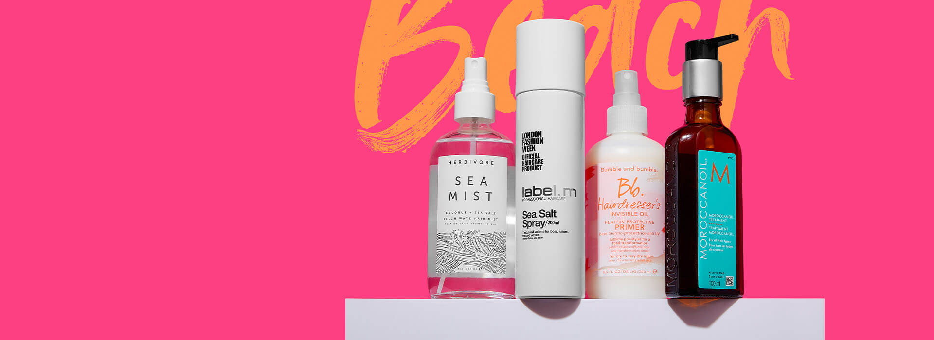 Entdecke alles, was LOOKFANTASTIC an Haarpflege zu bieten hat! Inklusive Marken wie Kérastase, Shea Moisture und Redken!
