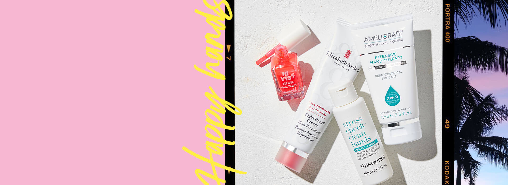 show your hands some love with our edit of hand creams. shop now