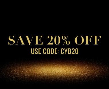 Save 20% Off
