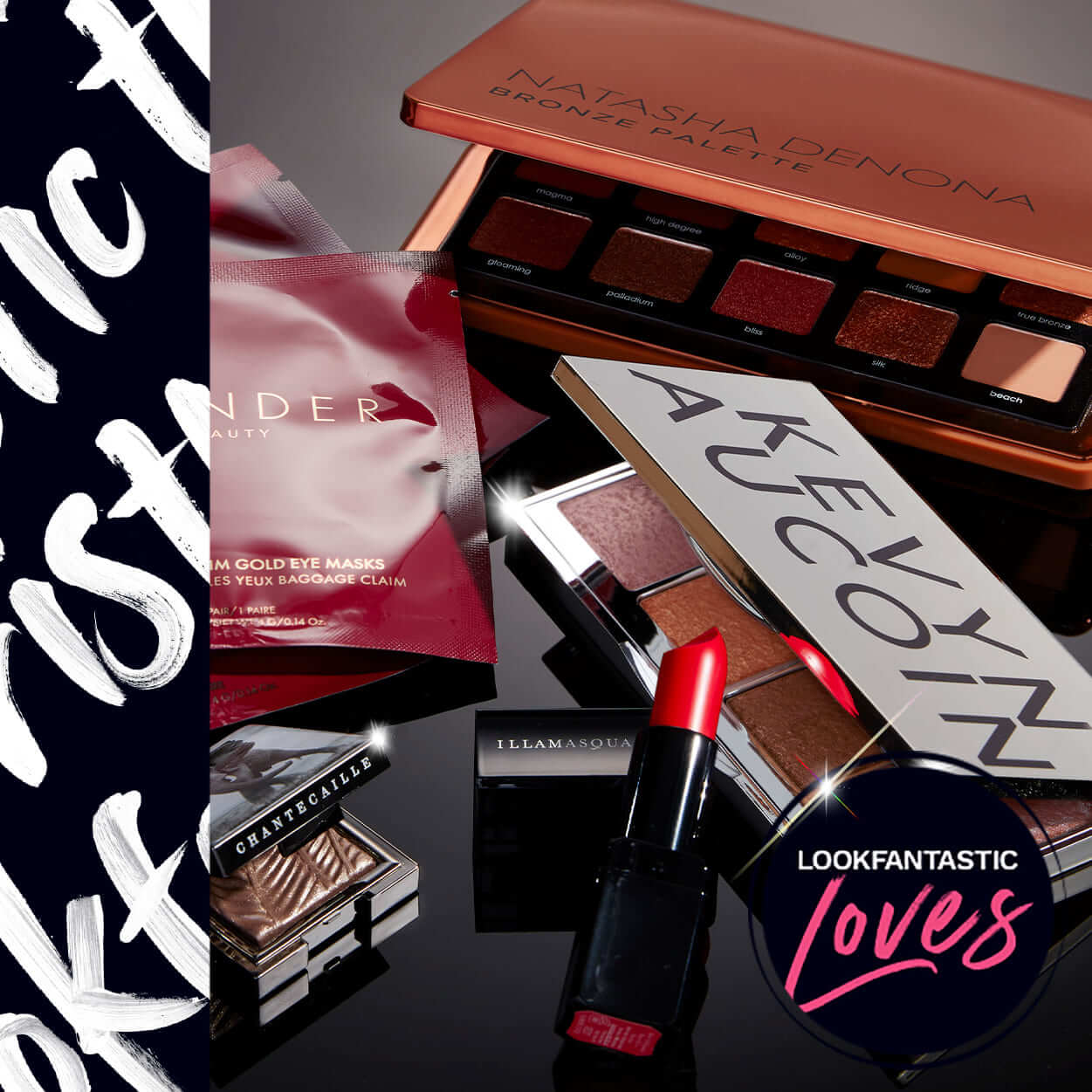 Find that perfect finishing touch to your statement with our wide assortment of cosmetics.