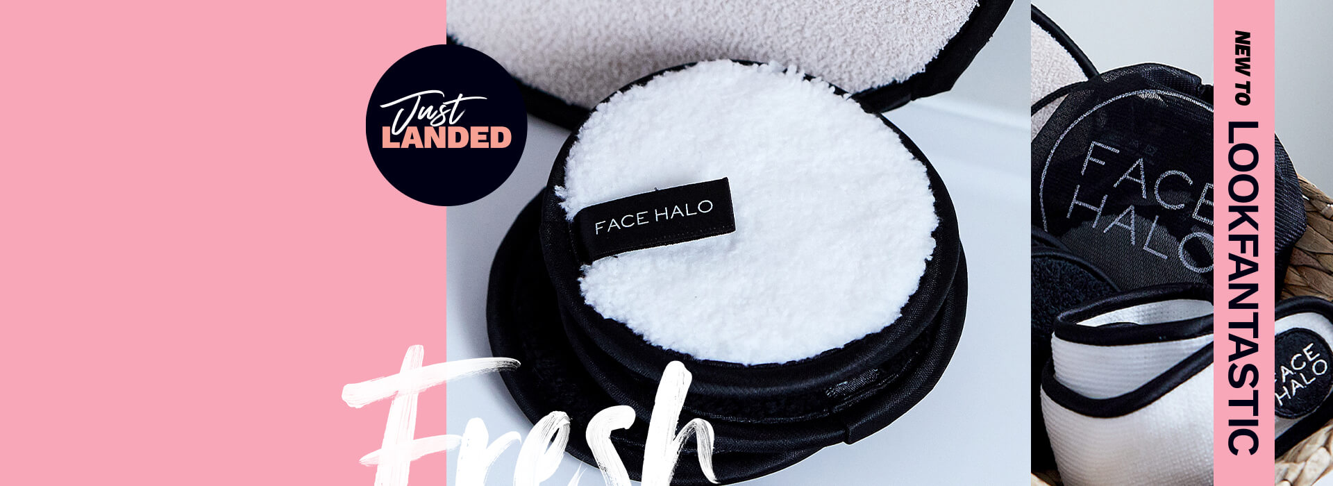 Discover smoother skin with new brand face halo. shop now
