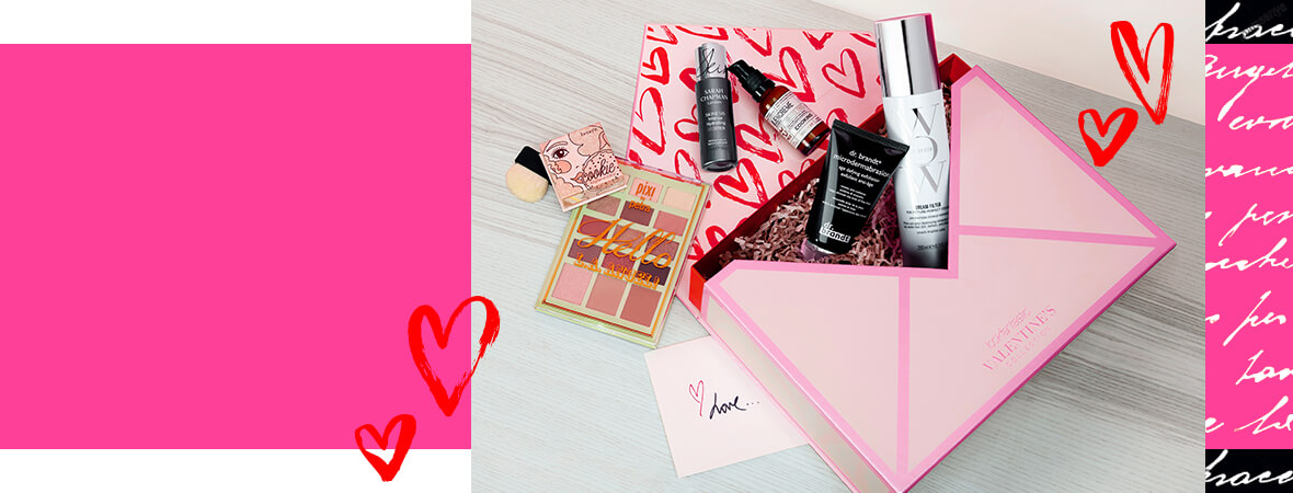 lookfantastic Valentine's Limited Edition Beauty Box