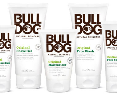 Bulldog Skincare for men