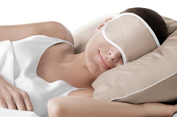 Iluminage 铜离子眼罩+枕头
