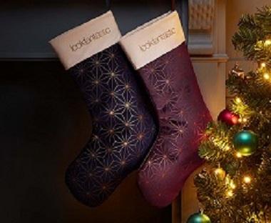 豪华圣诞礼袜