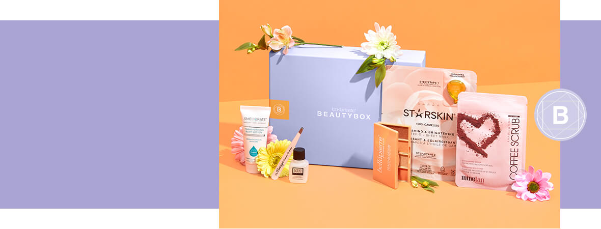 Here's to strong women…This March, feel strong, confident and beautiful with the help of our Unconstricted Edition Beauty Box. PLUS, ahead of International Women's Day, find an extra special treat inside this month's box!