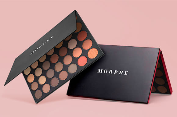 10 must-have Morphe eyeshadow palettes