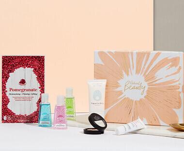LF beauty box Duben