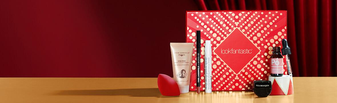 Die Weihnachts Beauty-Box ist hier!