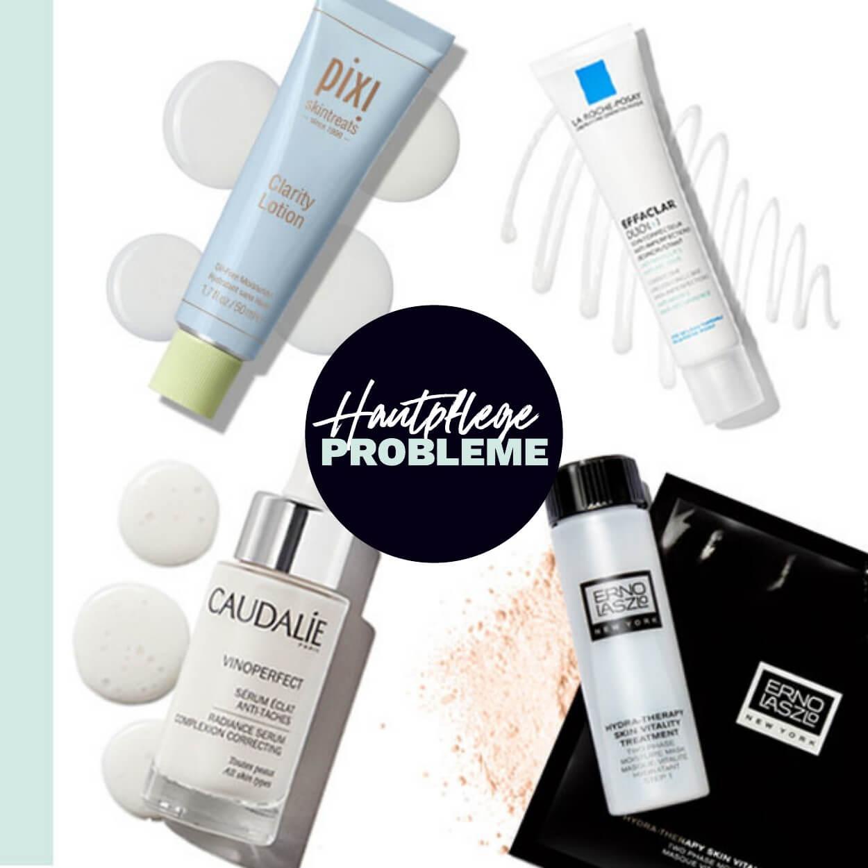 Shoppe nach Hautproblem, um die besten Hautpflegeprodukte für deine Haut zu erhalten!