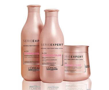 loreal hair styling products l or 233 al professionel pflegeprodukte steampod 2369 | LF Vitamino 114831 011344