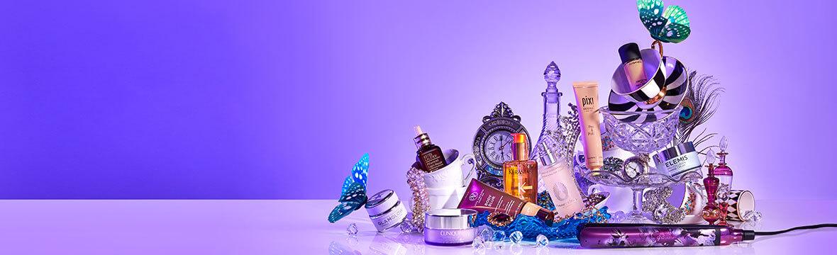 Die lookfantastic Weihnachtswelt