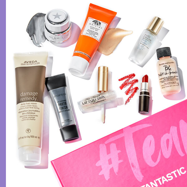 team fantastic beauty box