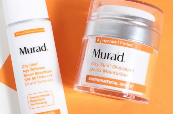 Murad City Skin Detox hudplejeprodukter