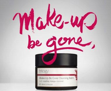Trilogy Makeup Be Gone Cleansing Balm makeupfjerner