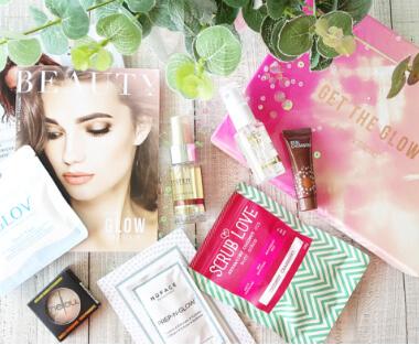 Lookfantastics maj Beauty Box #Get The Glow