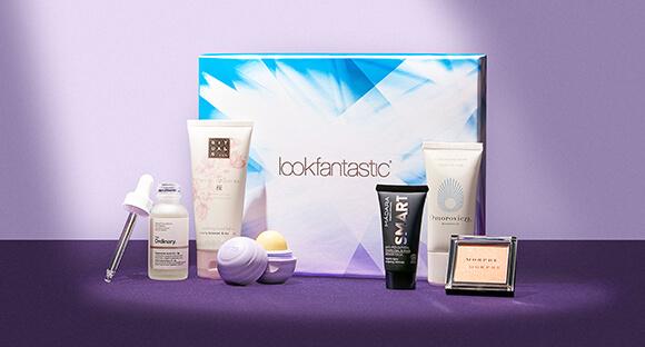 Opdag lookfantastic Marts Beauty Box