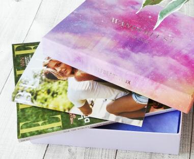 Lookfantastics juni Beauty Box #Wanderlust