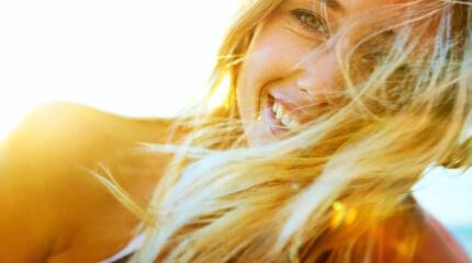 Grow Gorgeous model i solen