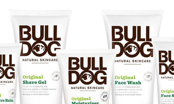 Bulldog Skincare for Men produkter