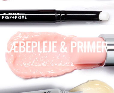 MAC Cosmetics læbepleje og primers