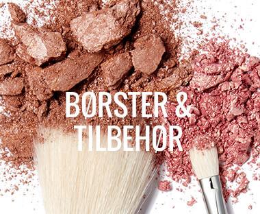 MAC Cosmetics børster og tilbehør