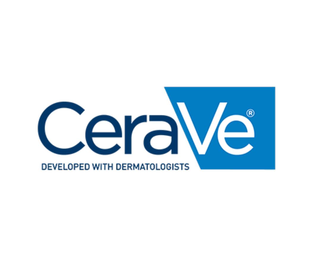 CeraVe brand logo