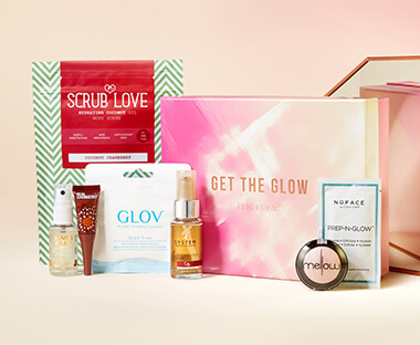 #LF Get The Glow maj Beauty Box