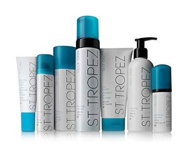 St. Tropez produkter