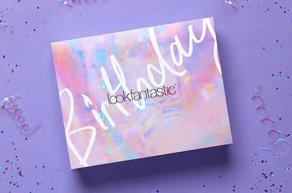 Fødselsdagsudgaven af Beauty Box