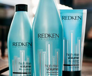 Redken extreme volume hårplejeprodukter
