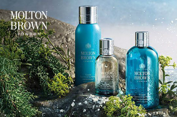 Molton Brown Sea Fennel serie