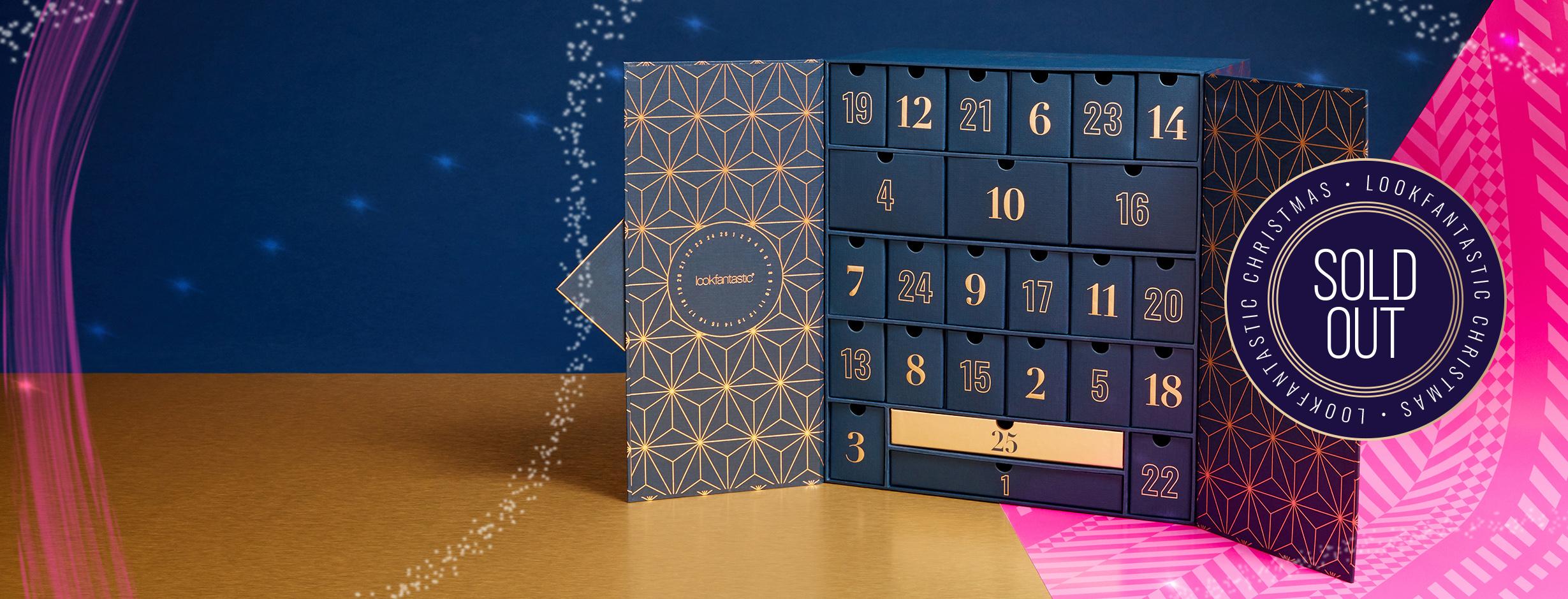 lookfantastic Advent Calendar