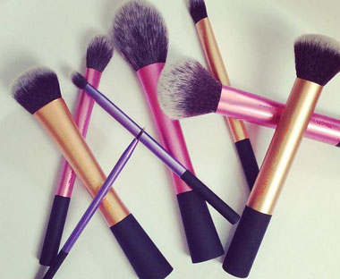 Real Techniques makeupbørster