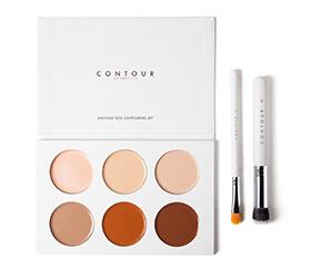 Contour Cosmetics contouring palette