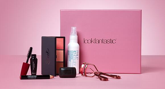 Opdag lookfantastic Februar Beauty Box