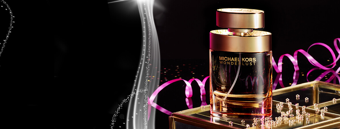 Mikchael Kors wonderlust perfume