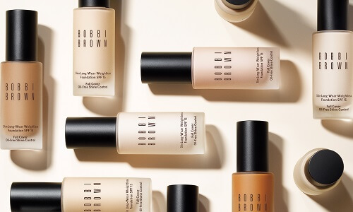 Discover the new Bobbi Brown Skin Long-Wear Weightless Foundation