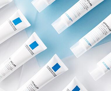 La Roche-Posay Effaclar for Oily, Blemish & Acne prone skin