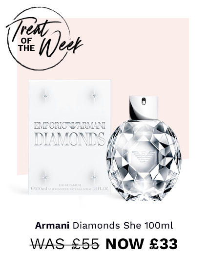 Treats of the week: Armani