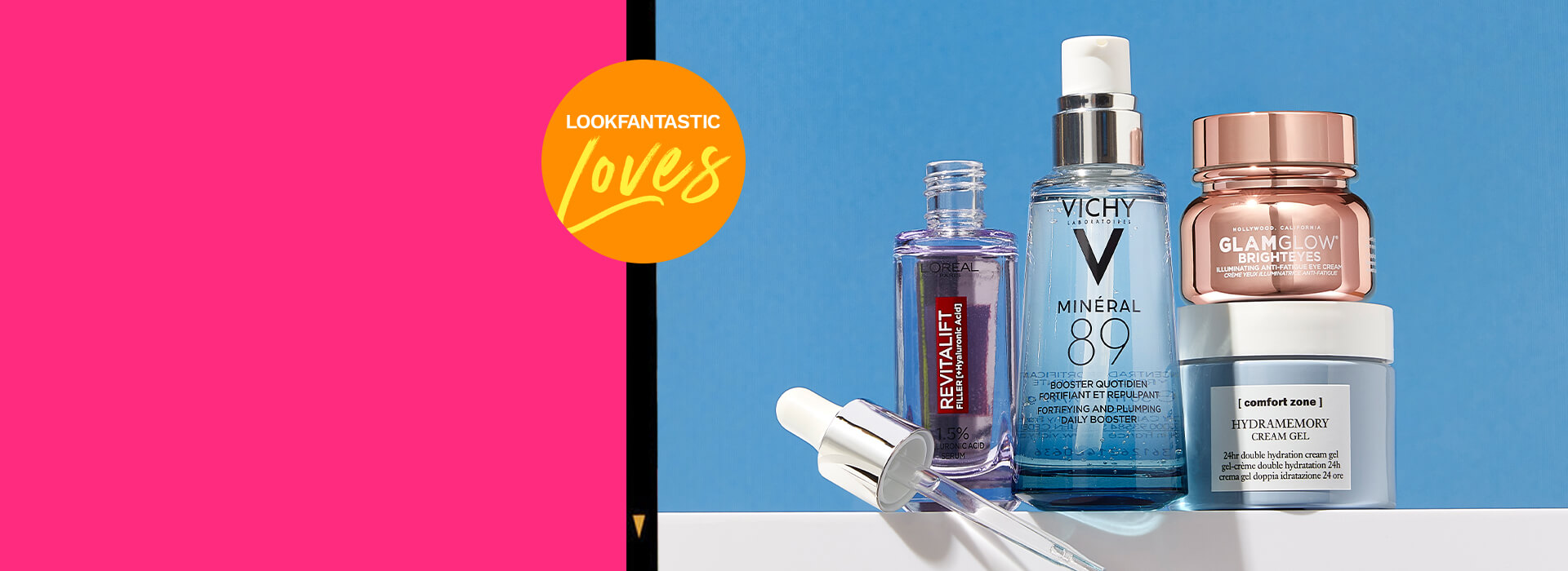ingredient focus - hyaluronic acid. shop now