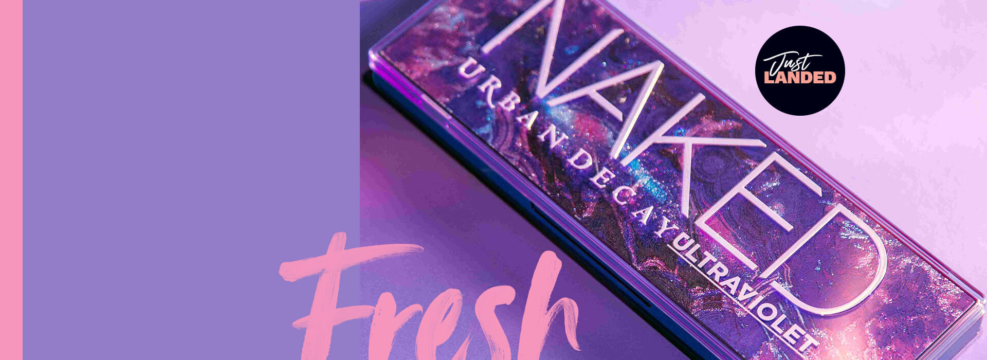 New Urban decay ultra violet palette. shop now