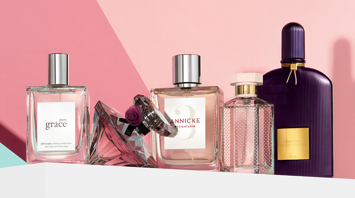 An edit of the best perfumes for women