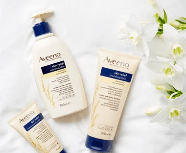 Aveeno for Sensitive Skin